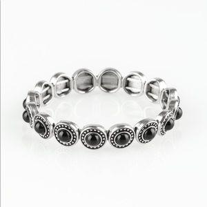Globetrotter Gilas Black bracelet